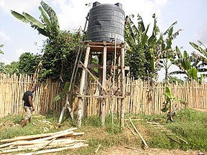 Zwedru: @ the Sobah´s compound in Zwedru close 2 the ecobank - panoramio