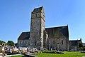 Église Notre-Dame de La Colombe. Vue nord.jpg