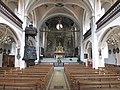 Église Saint-Maxime (Beaufort) nef.jpg