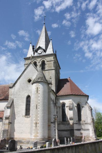 Église Saint-Pierre de Maisons-en-Champagne (Classé)