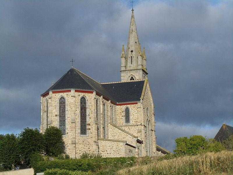 L'église Saint-Pierre et Saint-Paul de Plouvara