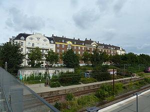 Østbanegade - Image: Østbanegade 2