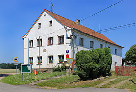 Černovice (DO), municipal office.jpg