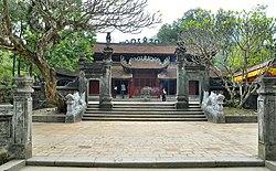 Đền Gióng, Sóc Sơn, Hà Nội - panoramio.jpg