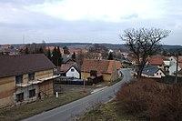 Šanov, pohled na obec od kostela.jpg