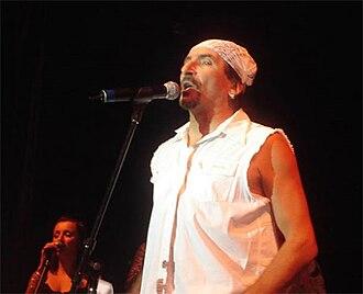 Željko Bebek - Bebek in concert, September 2009