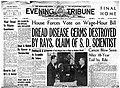 """А в 1939 году доктор Райф опубликовал книгу под названием """"Конец всем болезням""""..jpg"""