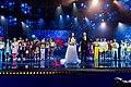 Белорусский отбор на Детское Евровидение 2018. Ведущие и участники.jpg