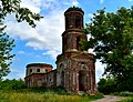 Вид на церковь Спаса Нерукотворного образа в Калиновке Рыбновского района Рязанской области -1.jpg