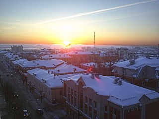 Kirov, Kirov Oblast City in Kirov Oblast, Russia
