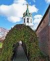 Зимне.Святогорський монастир - Надбрамна дзвіниця..jpg