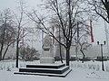Кольцовский сквер. Памятник А. В. Кольцову - panoramio.jpg