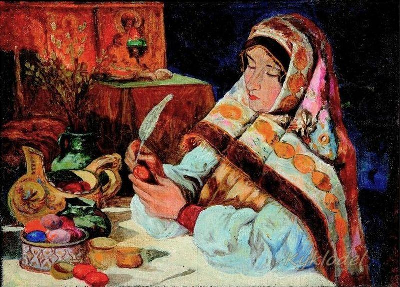 Лебедев Перед-Пасхой 1916.jpg