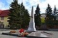 Обелиск на братской могиле, Большой Исток, ул. Ленина.jpg