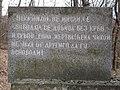 Оборище - плоча с цитат на Георги Раковски.jpg