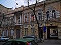 Одеса - Будинок прибутковий Леонарді. Канатна вул., 9 P1050373.JPG