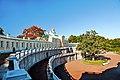 Ораниенбаум. Восточные галерея и терраса Большого дворца.jpg