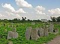 Пантеон на могилі цадика Леві Іцхака Бердичівського 03.jpg