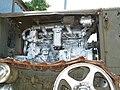 Пусковой двигатель трактора ДТ-54.JPG