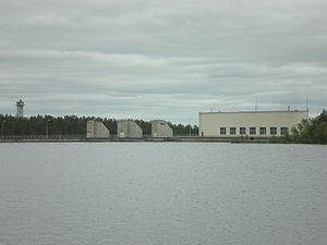 Раякоски ГЭС.   jpg