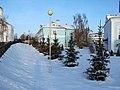 Рождественские наряды елей - panoramio.jpg
