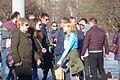 Скачкова Свечников Постников и Кузьминых на перекличке за сквер Екатеринбург 7 апреля 2019 года.jpg