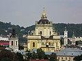 Собор святого Юра, вид с собора Ольги и Елизаветы.jpg