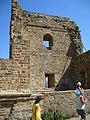 Судак. Генуэзская крепость. Башня консула де Флиско Лавани (1409г.). Единственная трехстенная башня с остатками свода. 17 - panoramio.jpg