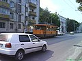 Трамваю в Житомире - 100 лет - panoramio.jpg