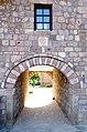 Тунелот којшто води директно кон манастирот во село Лесново.JPG