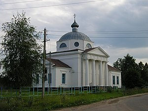 Maksatikha - The All Saints Church
