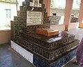 याच ठिकाणच्या बोहल्यावरून समर्थ रामदास स्वामींनी गृहत्याग केला..श्रीक्षेत्र आसनगाव.jpg
