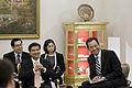 รัฐมนตรีว่าการกระทรวงการคลัง นำคณะกรรมการบริหารธนาคารโ - Flickr - Abhisit Vejjajiva (3).jpg