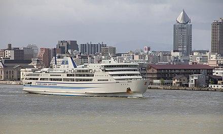 佐渡汽船 - Wikiwand
