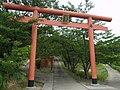 丸高稲荷神社の鳥居 橋本市隅田町垂井 2012.6.11 - panoramio.jpg