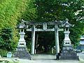 八幡神社 御所市東寺田 2012.6.14 - panoramio.jpg