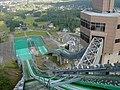 八方尾根 白馬スキージャンプ Ski-Jump Happo-One, Nagano Olympics 1998.jpg
