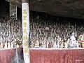 厦门南普陀寺后山佛像石洞(千龙象随高步,万里香花结胜因) - panoramio.jpg