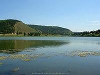 呼伦贝尔市鄂温克旗红花尔基森林公园 - panoramio.jpg