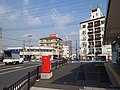 国道170号 土師ノ里交差点 Hajinosato 2013.1.30 - panoramio.jpg