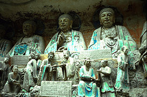 Dazu District - Dazu Rock Carvings