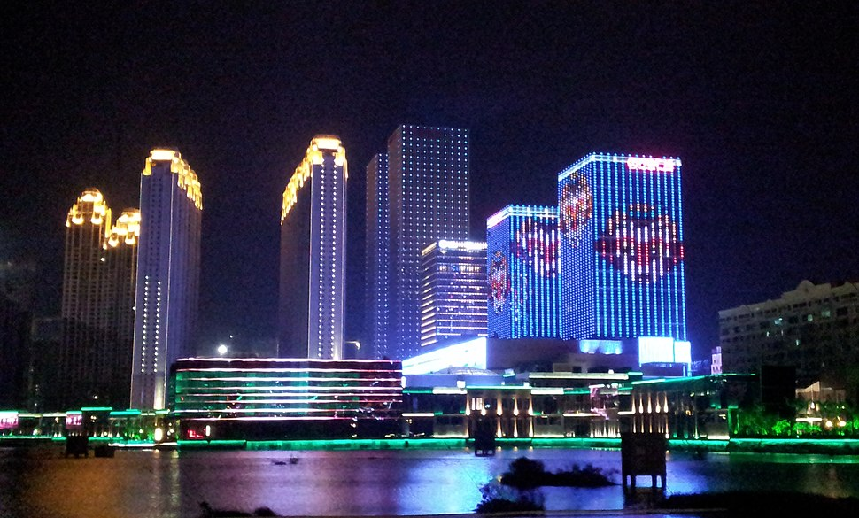 View of Wanda Square[zh], Quanzhou