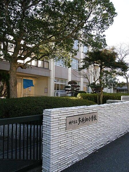 ファイル:田井畑小学校tainohata-syougakko1043345.JPG
