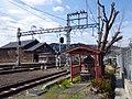稲荷大神 大淀町下渕(下市口駅構内) 2013.2.09 - panoramio.jpg