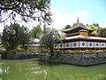 罗布林卡 luobulinka (dalai lama summer palace) - panoramio - 白云悠悠.jpg