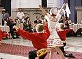 蔡英文總統觀賞俄羅斯夢想世界人民示範舞團演出西伯利亞傳統舞蹈.jpg