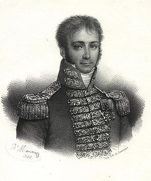 Adriatic campaign of 1807–14 - Captain Bernard Dubourdieu.