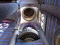 006 Església de l'Hospital de Sant Pau, cúpula.JPG