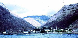 02 Last view of Jamestown St Helena June1970.jpg