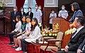 05.04 總統接見「2021 GiCS第一屆尋找資安女婕思獲獎隊伍」 (51156138502).jpg